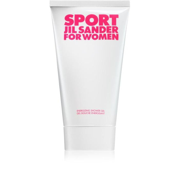 Jil Sander Sport Women Energizing Shower Gel-Luxurious Scents