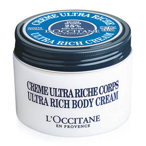 L'Occitane Shea Butter Ultra Rich Body Cream-Luxurious Scents