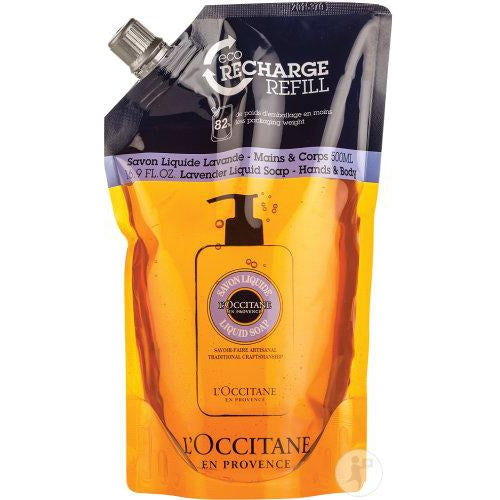 L'Occitane Liquid Hand Soap - Lavender Refill-Luxurious Scents