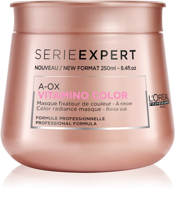 L'Oreal Serie Expert Vitamino Color Mask-LuxuriousScents