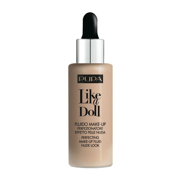 Pupa Like A Doll Make-Up Fluid SPF15