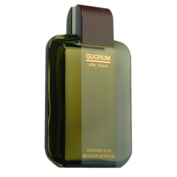 Antonio Puig Quorum After Shave Lotion-Luxurious Scents