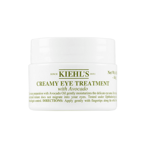 Kiehls Creamy Eye Treatment With Avocado-Luxurious Scents