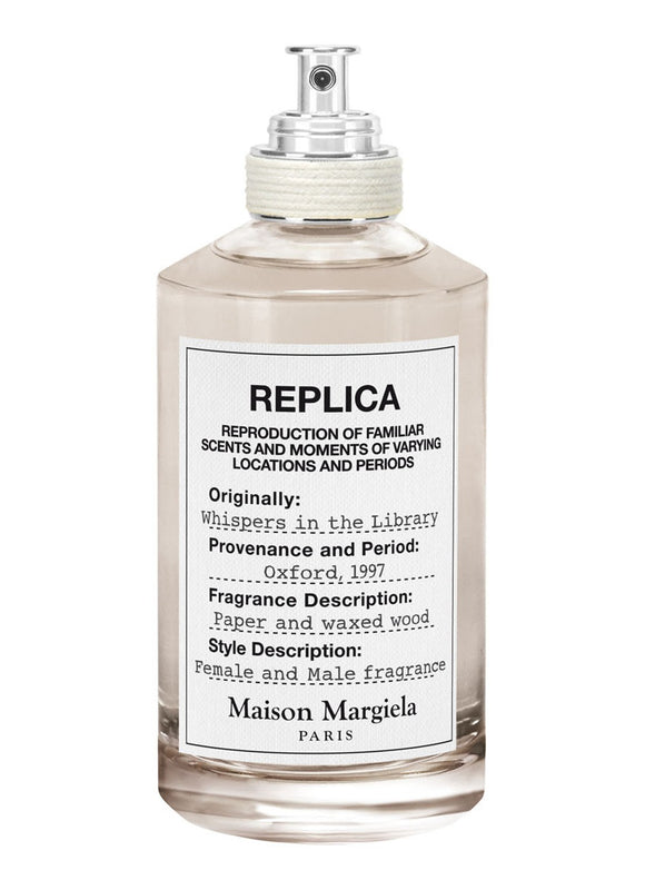 Maison Margiela Replica Whispers In The Library Edt Spray