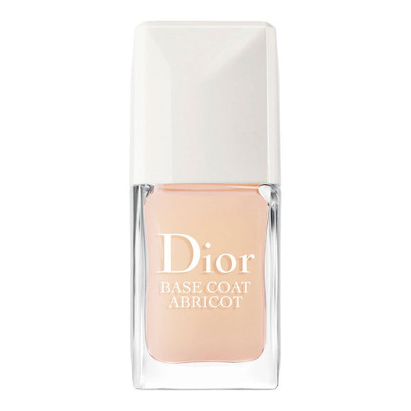 Dior Base Coat Abricot Protective Nail Care Base