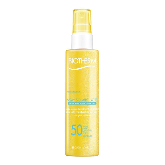 Biotherm Sun Milky Spray SPF50-Luxurious Scents