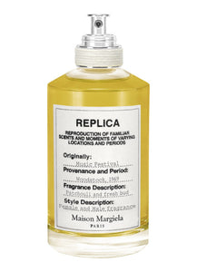 Maison Margiela Replica Music Festival Edt Spray