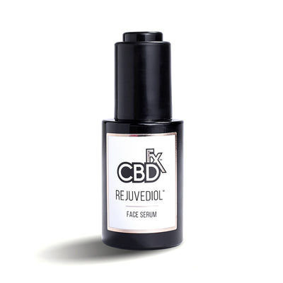 CBDfx CBD Oil Face Serum – Rejuvediol™