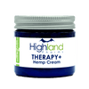 Highland Pharms Therapy Plus CBD Hemp Cream 2oz (100mg CBD)