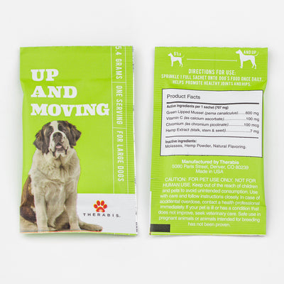 Therabis Up & Moving CBD for Dogs