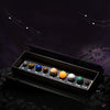 Nine Planets Natural Gemstones Gift Box