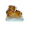 Luck and Wealth Piyao Citrine Figurine - Buddha Prayers Shop
