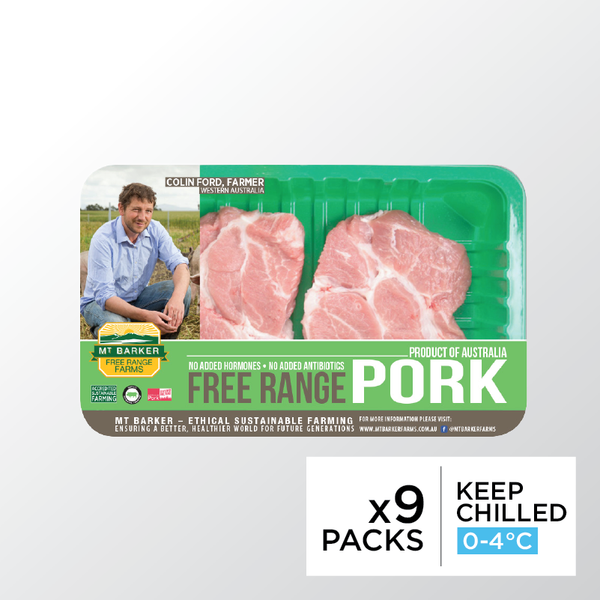 MT Barker Pork Collar