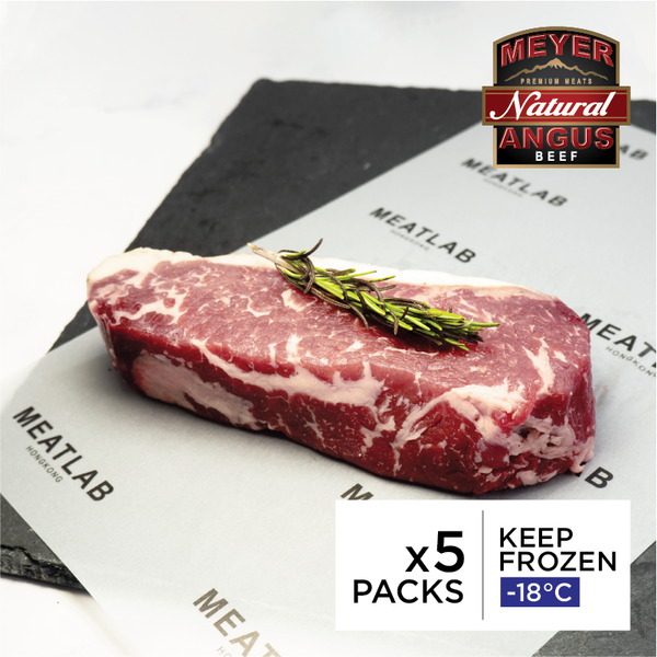 Meyer 60 Days Dry Aged US Natural Angus Boneless Sirloin Steak (Prime)