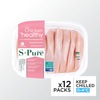 S-Pure Chicken Breast Tenderloin Strip Boneless Skinless