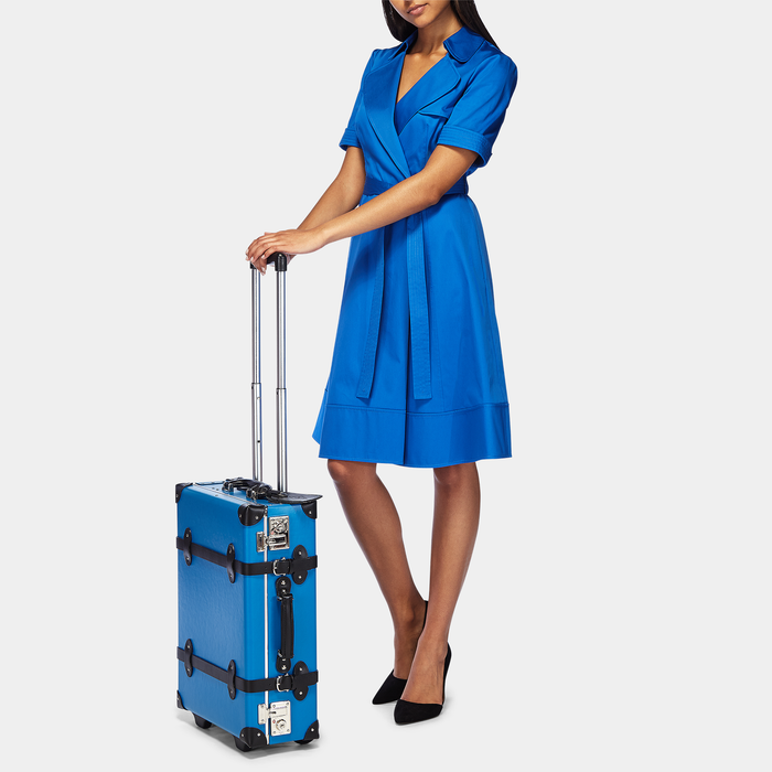 The Jetsetter - Blue Carryon