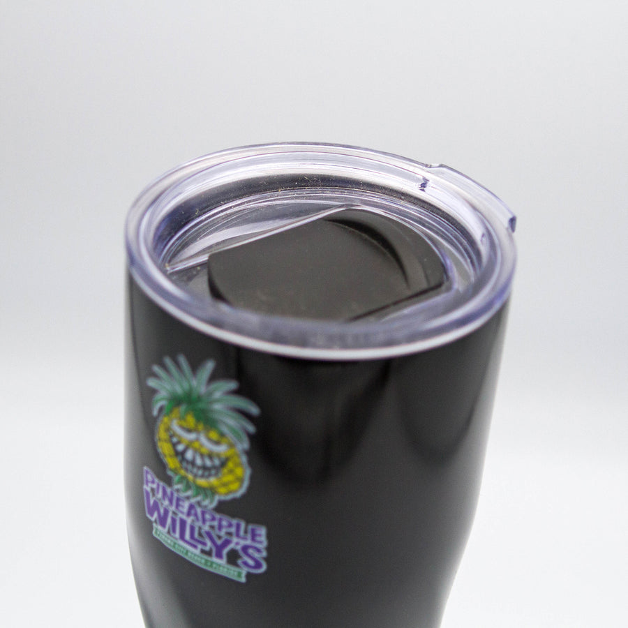 Black Stainless Steel Cup