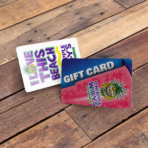 Willy's Gift Cards