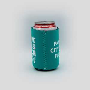 Aqua Can Koozie