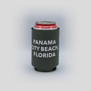 Gray Can Koozie