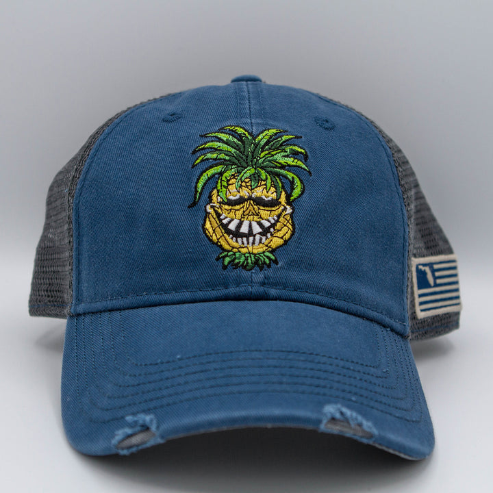 "Pineapple Willy ""Skull"" Hat"