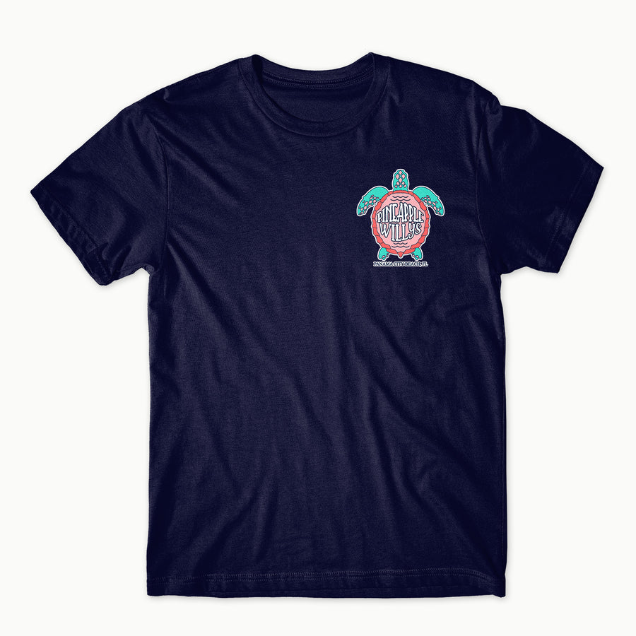 Kids Navy Turtle