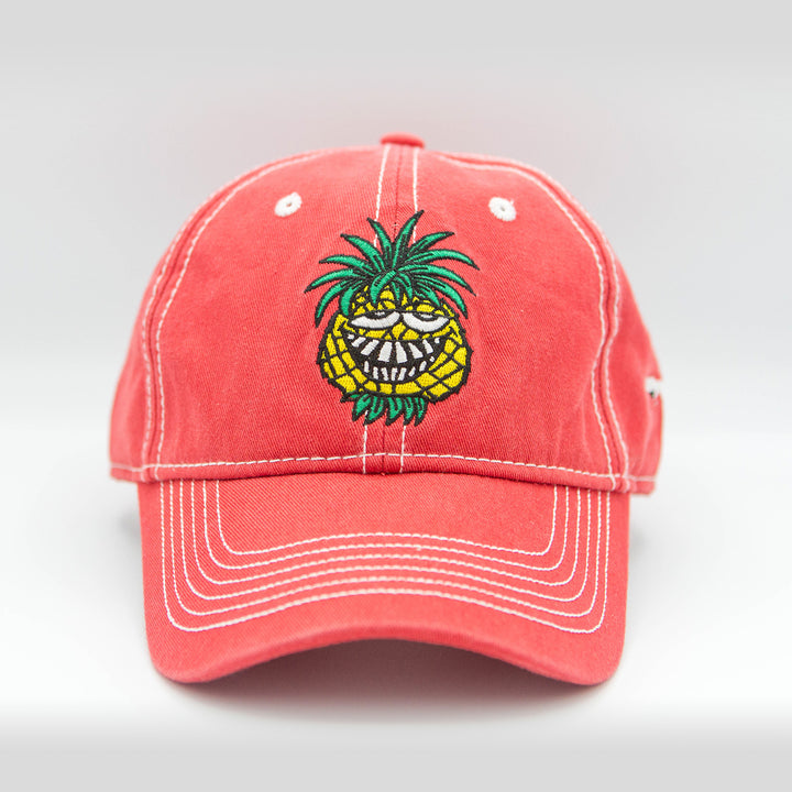 Pineapple Willy Logo Hat