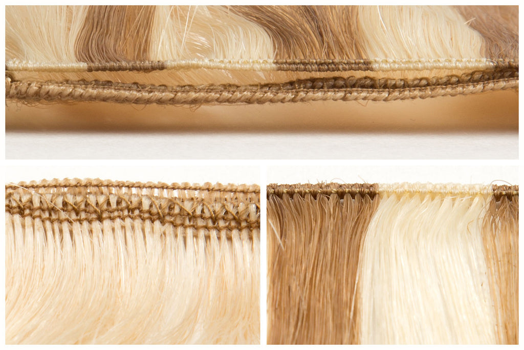 Learn the Benefits of Hand Tied Wefts