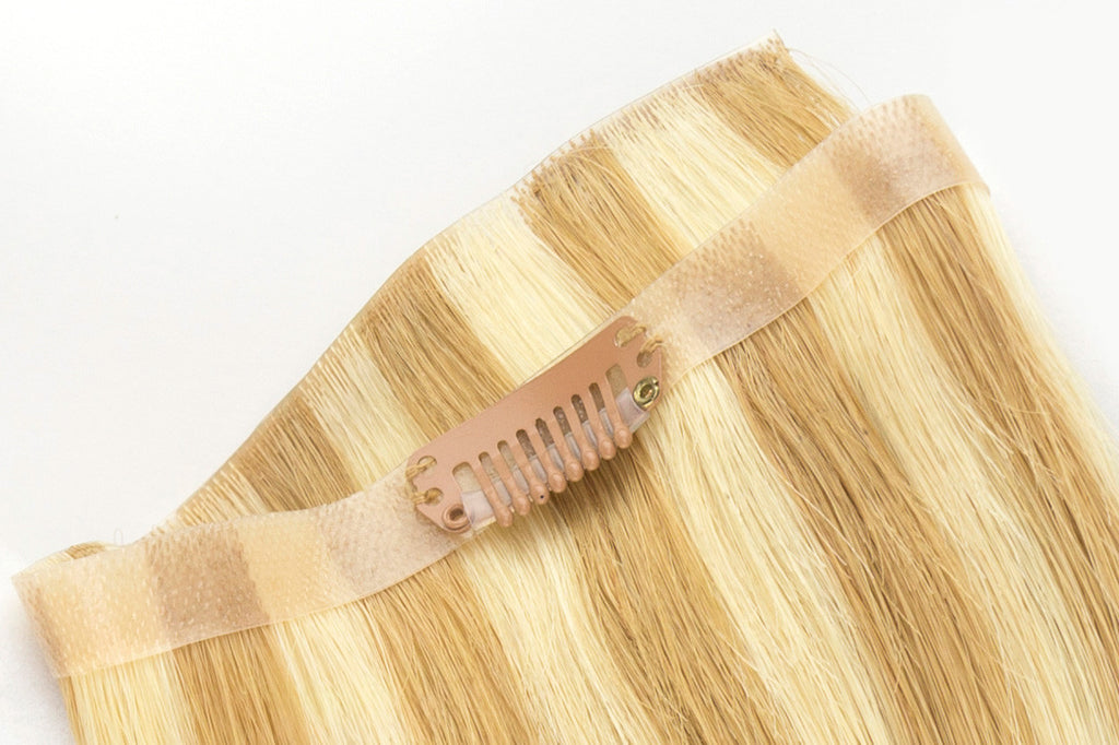 Bohyme's Hand-Tied Skin Weft Clip-In Just Got Better