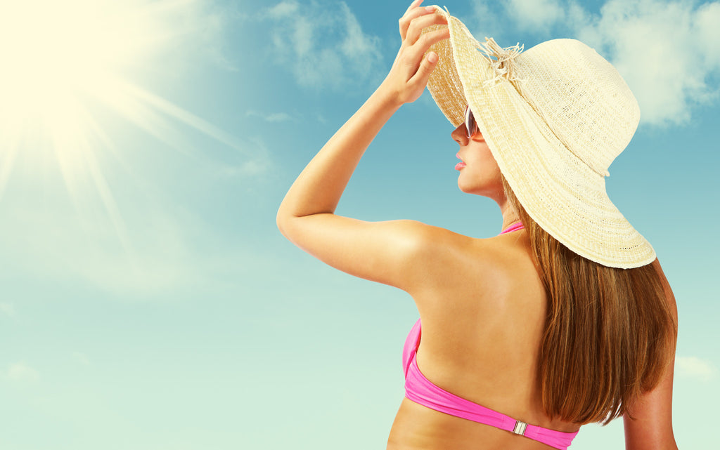 TLC for Your Sun-kissed Hair