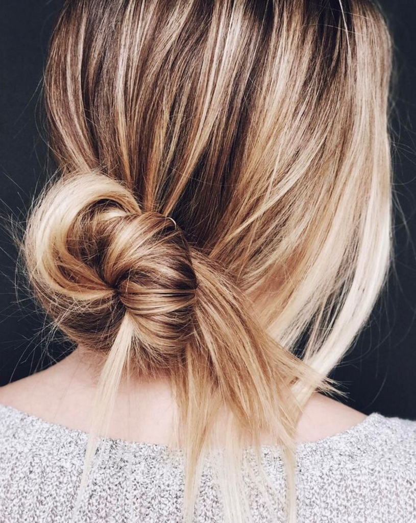 3 Hair Color + Styling Inspirations We're Pinning RN!