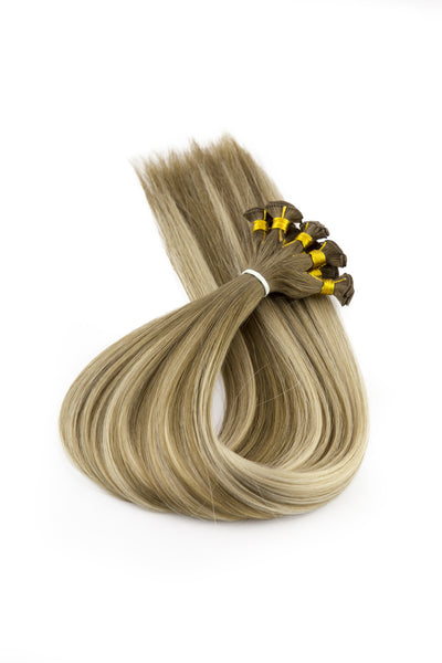 Luxe - Hand Tied Silky Straight - Hand-Tied -  LuxeRemi  - 1