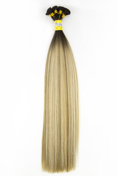"Luxe - Silky Straight R4/18/BL22 18"" - Hand-Tied -  LuxeRemi"