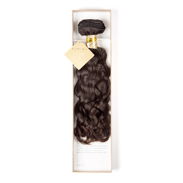 Natural Curl - Machine-Tied -  LuxeRemi  - 2