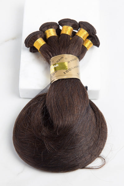 "Hand Tied Body Wave 18"" - Hand-Tied -  LuxeRemi  - 1"