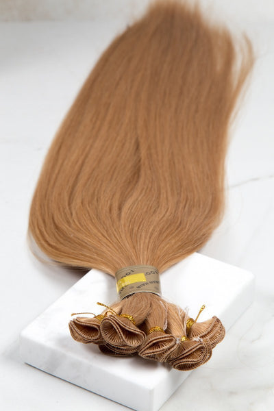 "Hand Tied Silky Straight 22"" - Hand-Tied -  LuxeRemi  - 1"
