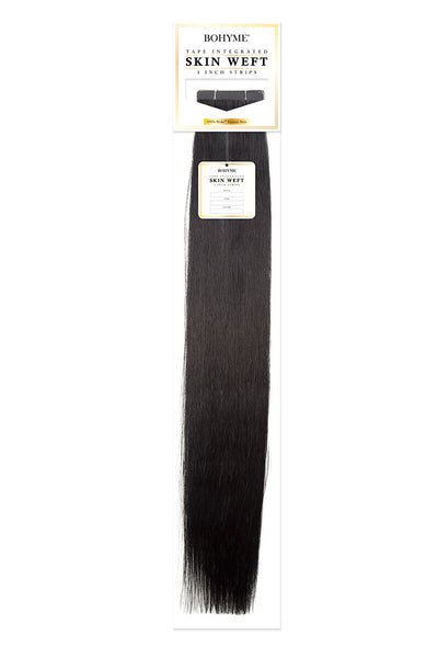 "3"" Tape-Ins Integrated Skin Weft - skin weft -  LuxeRemi  - 1"