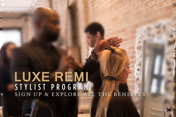 LuxeRemi Stylist Program