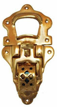 Load image into Gallery viewer, Cast Brass Trunk Drawbolt T-163-Antique Hardware & More LLC
