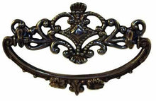 Load image into Gallery viewer, DP-115D Cast Bras Drawer Pull with Antique Finish-Antique Hardware & More LLC