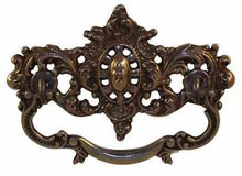 Load image into Gallery viewer, DP-116D Cast Brass Pull in an Antique Finish-Antique Hardware & More LLC
