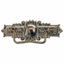 Load image into Gallery viewer, DP-124N Nickel Plated Eastlake Drawer Pull-Antique Hardware & More LLC