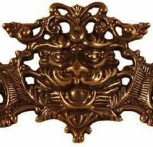 Load image into Gallery viewer, DP-143D Cast Brass Drawer Pull in an Antque Finish-Antique Hardware & More LLC