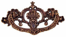 Load image into Gallery viewer, DP-144D Cast Brass Drawer Pull in an Antique Finish-Antique Hardware & More LLC