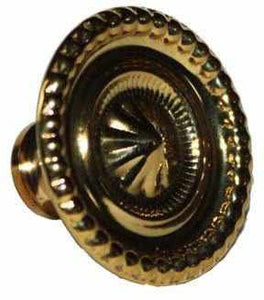 Hepplewhite Knob on Two Sizes-Antique Hardware & More LLC