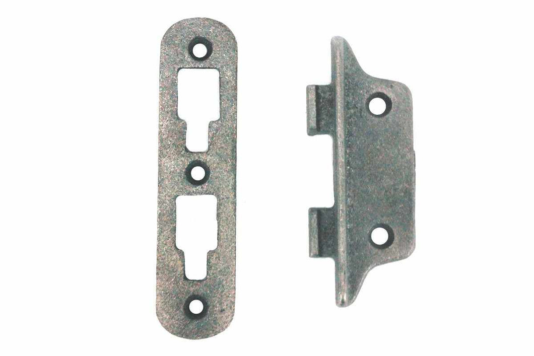 Large Bed Rail Fastener or Connector Hardware - BF-102-Antique Hardware & More LLC