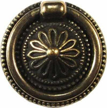 Load image into Gallery viewer, PP-107 Colonial Revival Ring Pull-Antique Hardware & More LLC