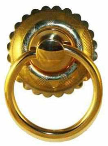 PP-118 Brass Ring Pull-Antique Hardware & More LLC