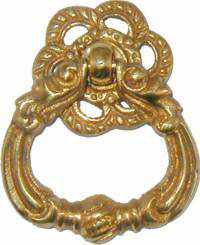 PP-133 Colonial Revival Ring Pull-Antique Hardware & More LLC