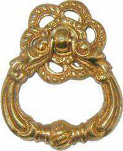 Load image into Gallery viewer, PP-133 Colonial Revival Ring Pull-Antique Hardware & More LLC